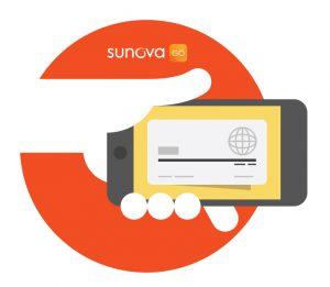 Sunova Snap! Cheque Deposit