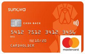 Cash Back Mastercard