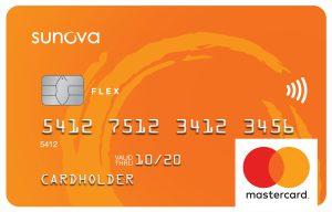 Sunova Flex Mastercard